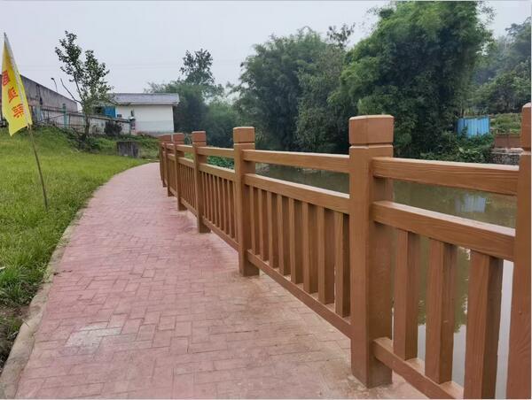 仿木栏杆质量好坏要如何鉴别你知道么?