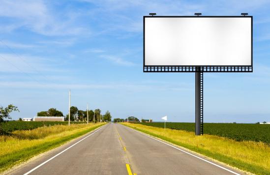 西藏单立柱广告牌自重式伐板基础介绍