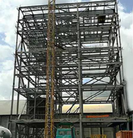 银川钢结构厂家