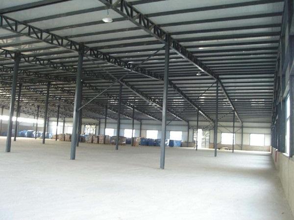 银川钢结构仓库