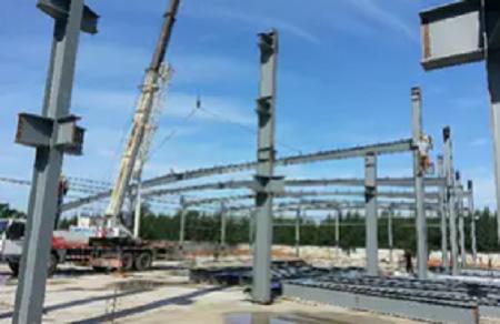钢结构建筑施工