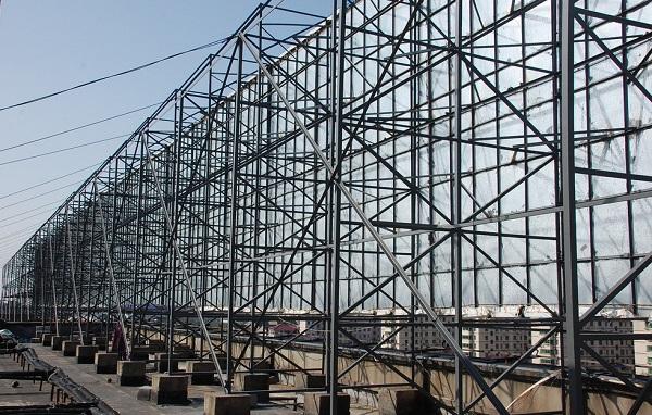 宁夏钢结构