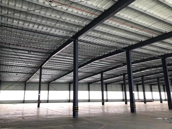 宁夏钢结构厂房