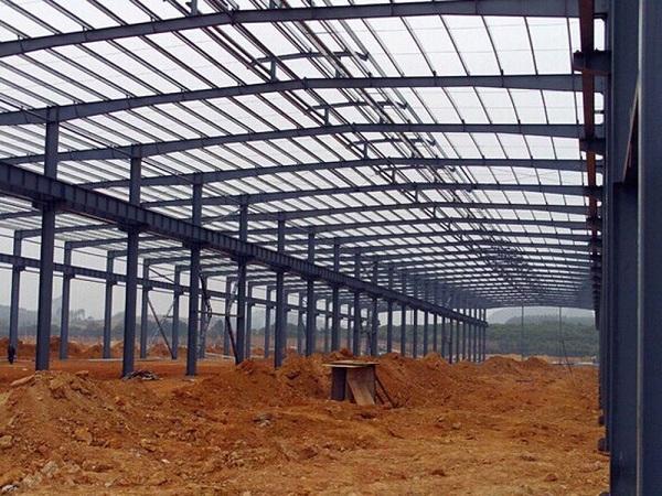 银川钢结构工程