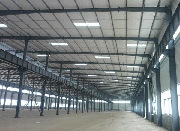 钢结构厂房安装中出现错误的解决办法