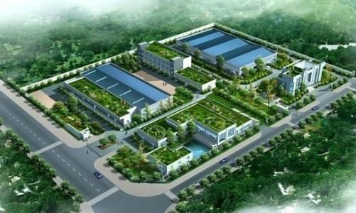 厂区园林绿化