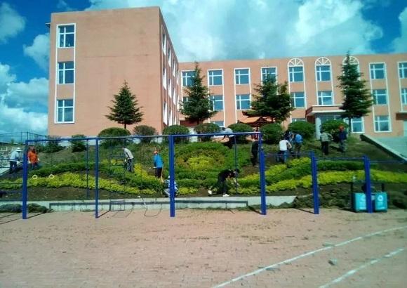 西安绿化施工
