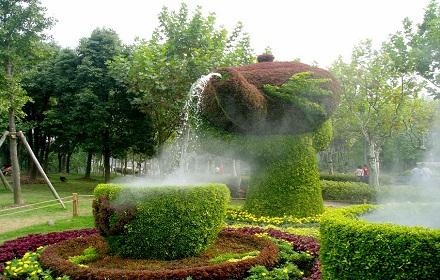 景区公园园林设计
