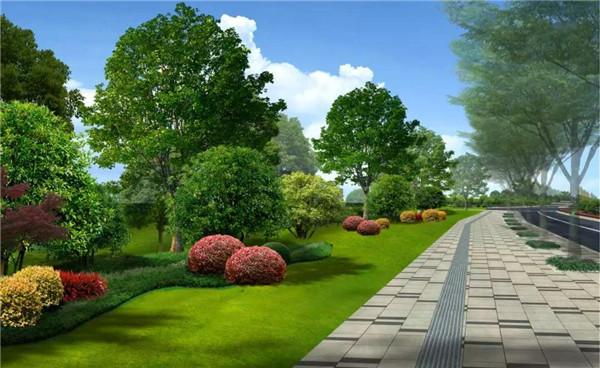 西安园林绿化工程施工