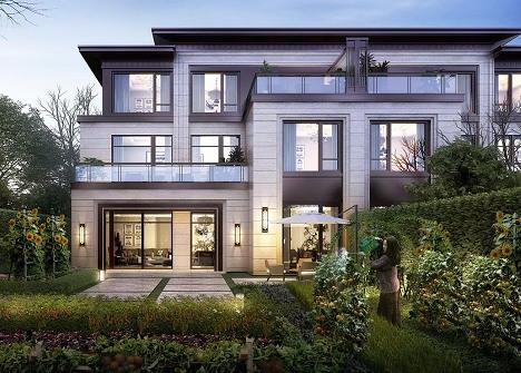 庭院别墅绿化