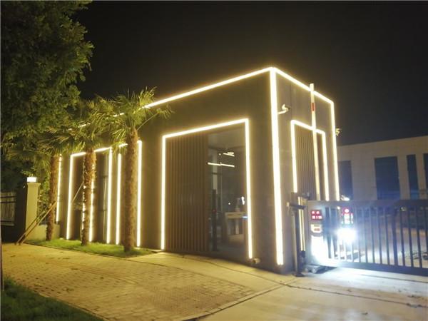 西安亮化工程和户外照明的区别是什么?你知道吗!