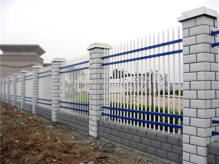 锌钢栅栏案例