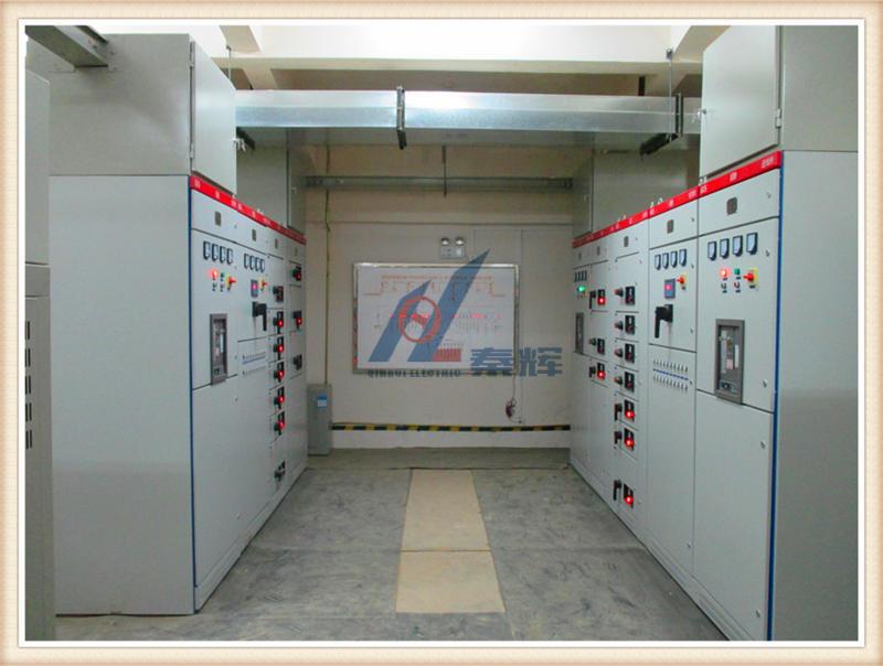 中国重型机械研究院配电室配电柜项目
