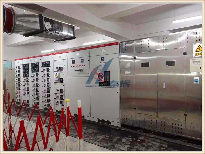 西安地铁一号线配电室项目
