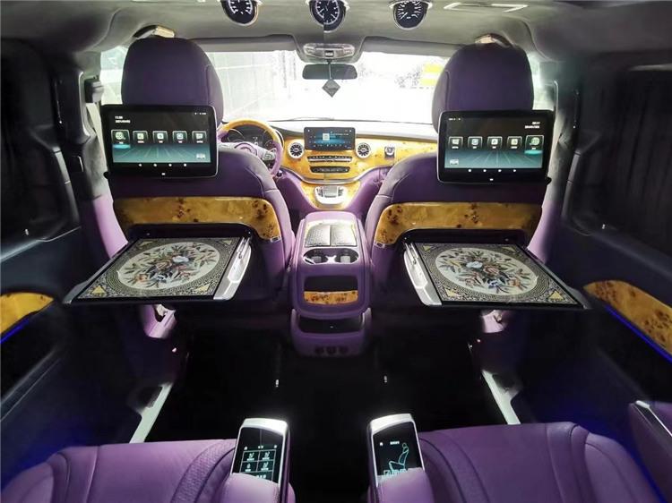 主推款:奔驰·V260L高顶商务车