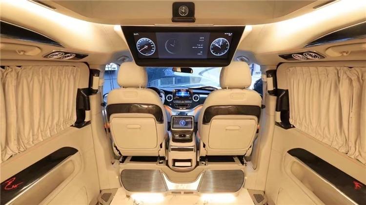 奔驰·V260L高顶商务车