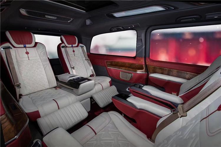 西安商务车改装内饰改装项目有哪些