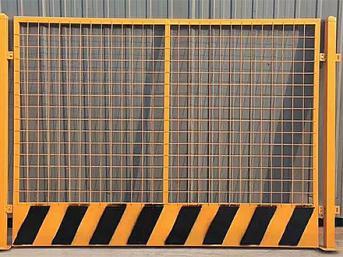 移动围栏图例