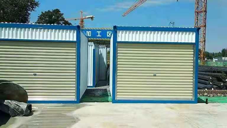 为了增加住人集装箱抗风能力,和您分享几个方法