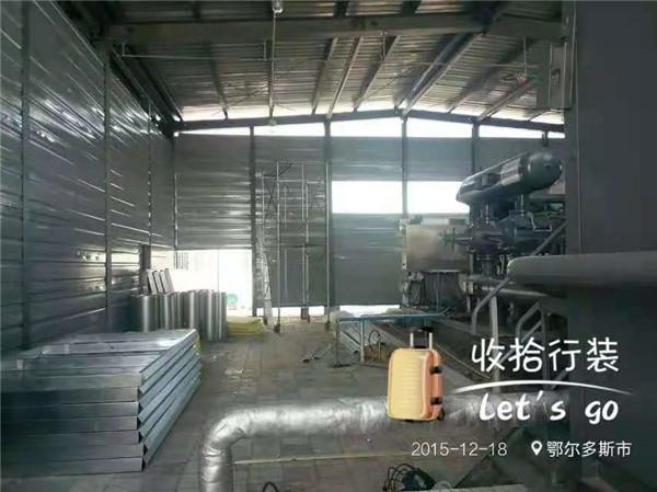 长庆、发电机棚噪音治理