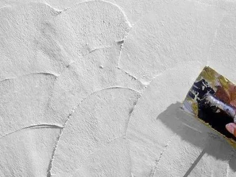 抹灰砂浆在剪力墙上应用时的注意事项