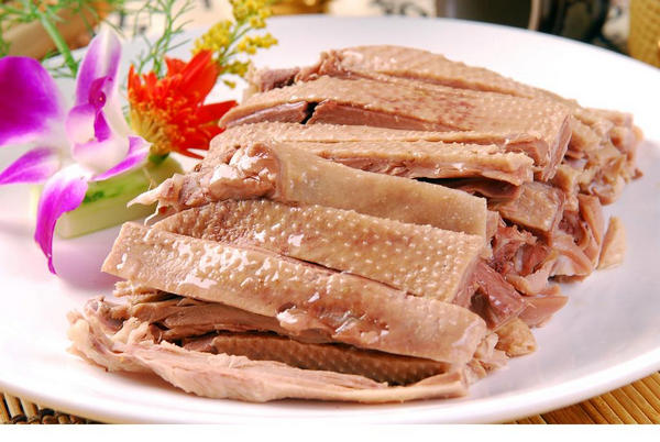 郑州生鲜食材配送[鹅肉]