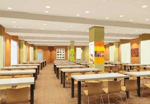 郑州食堂承包公司