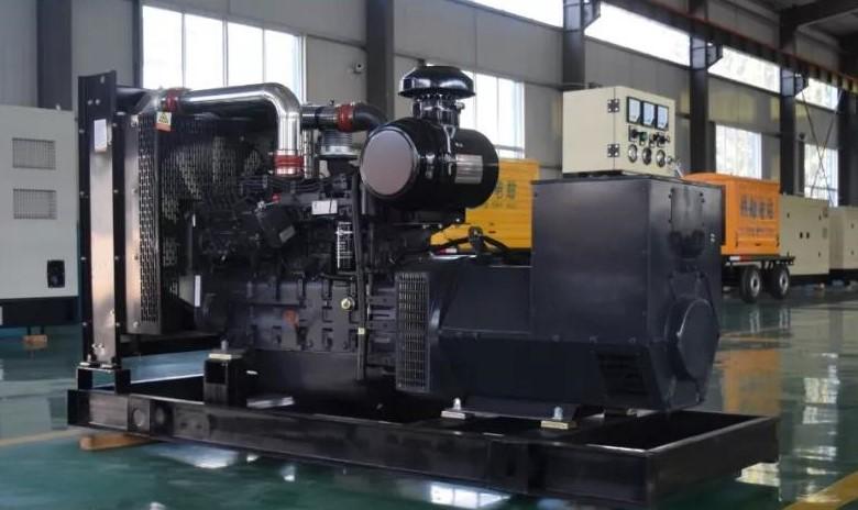 200千瓦上柴发电机组有哪些常见的故障问题?