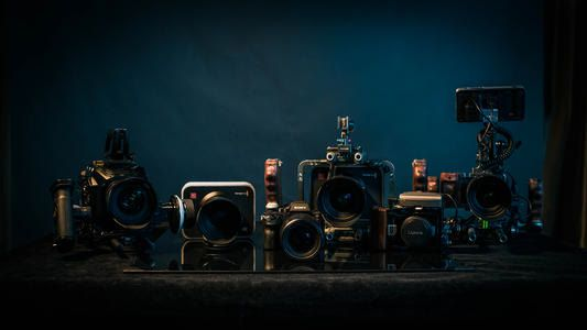 宣傳片的拍攝都需要準備好哪些器材?