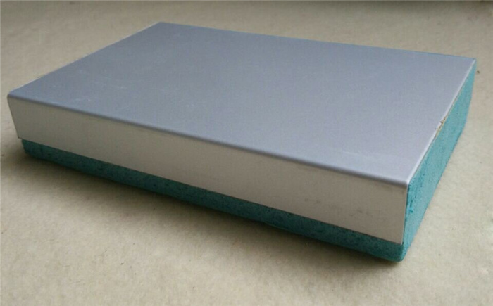 铝板保温一体板