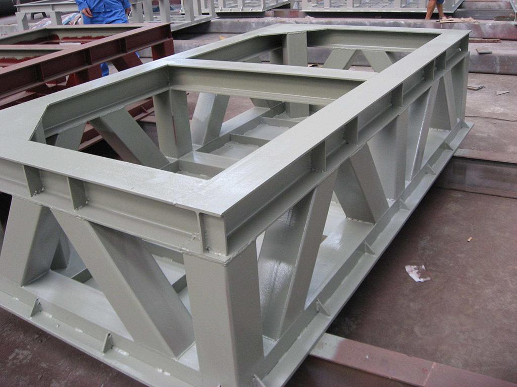 钢结构水漆