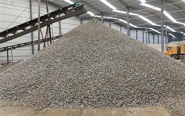 陕西嘉源鑫达:二灰石拌混凝土可以么?