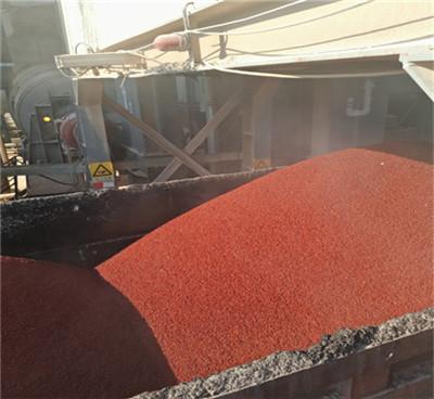沥青混合料生产