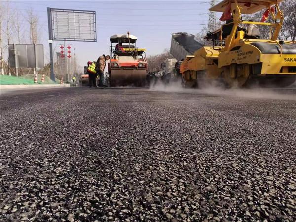 西安沥青路面铺设