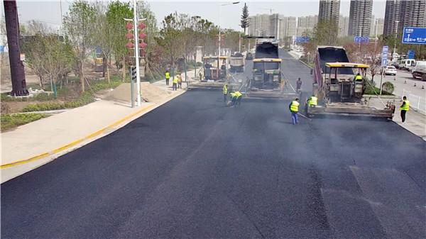 兰州沥青道路施工