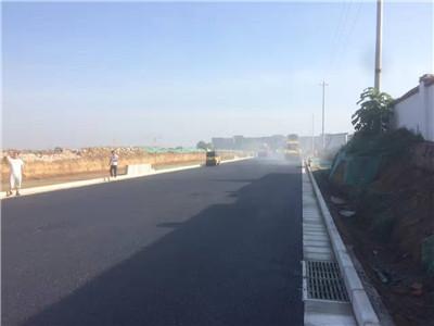 西安彩色沥青路面有什么样的特点?