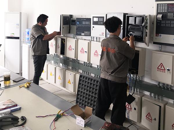 四川消防工程施工成功案例