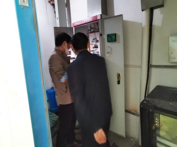 四川消防检测成功案例