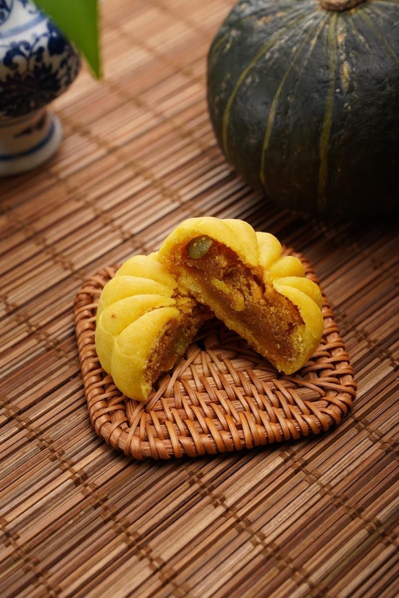 咸阳南瓜饼