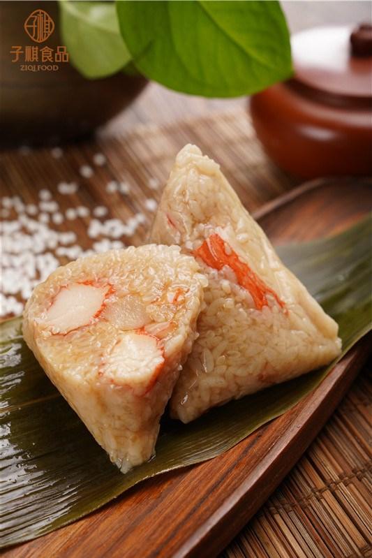 陕西蟹肉粽子