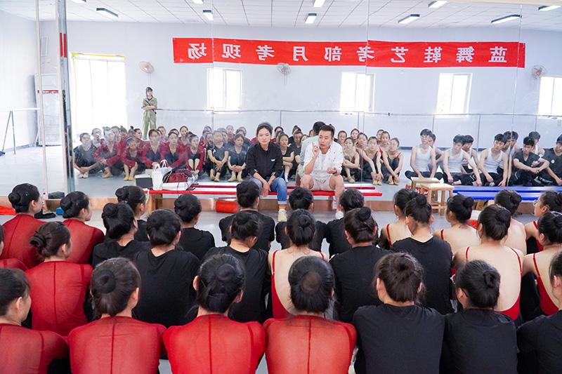 兰州舞蹈高考培训