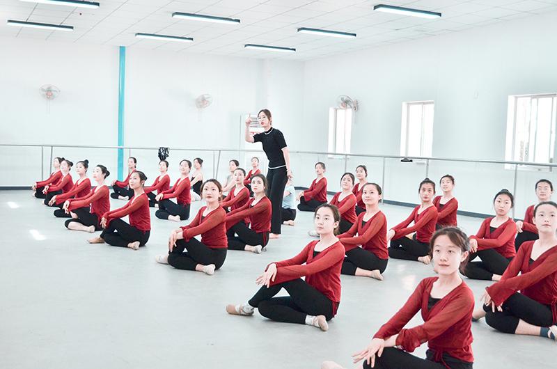 兰州舞蹈艺考