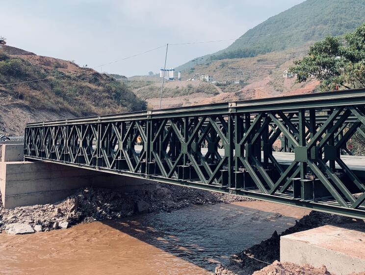 四川贝雷桥施工安全控制方法有哪些?科建告诉你