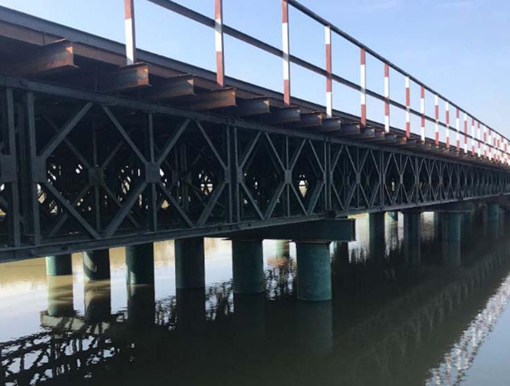四川钢便桥施工要求介绍,点击收藏吧