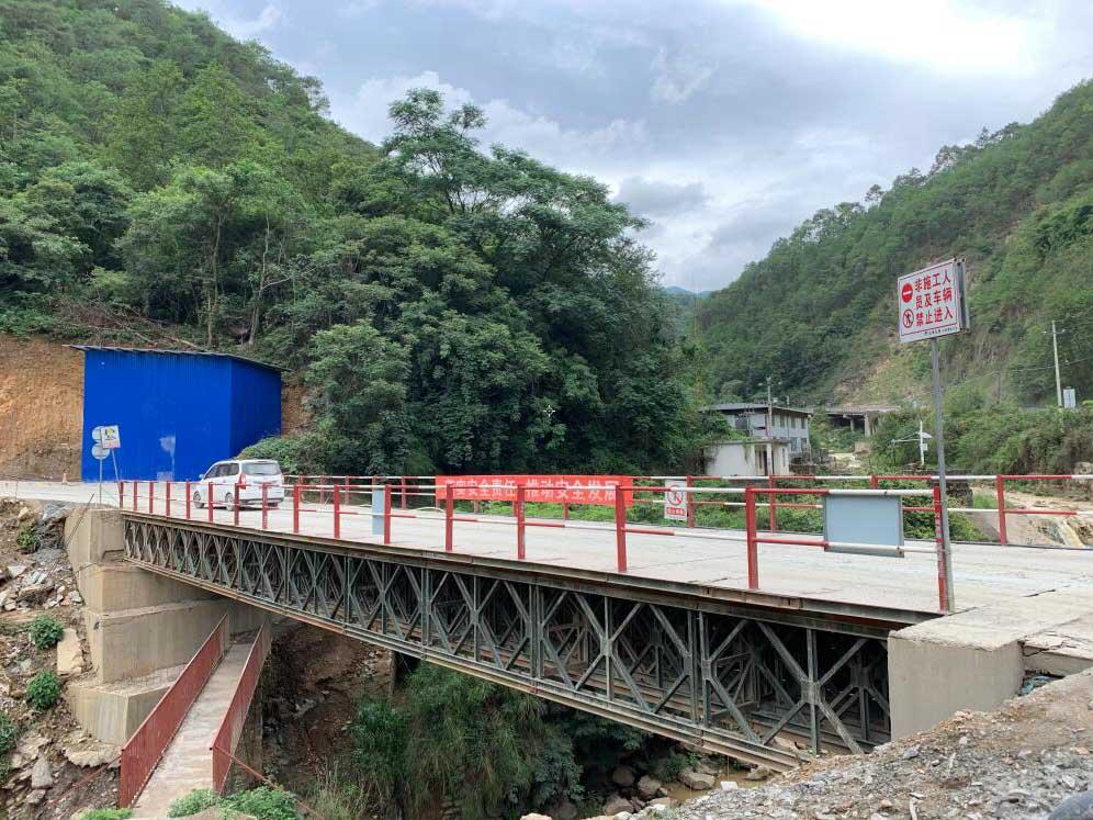 云南交投30米便桥
