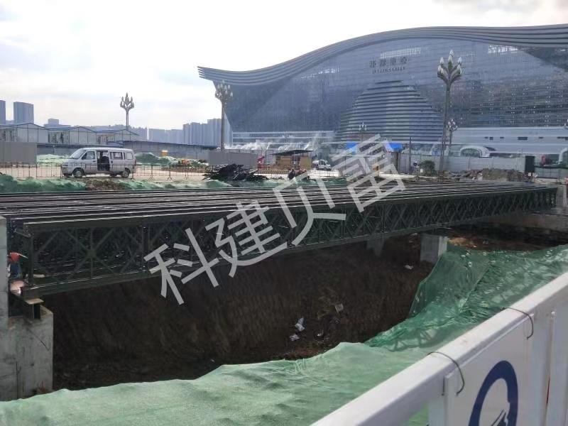 四川钢便桥厂家