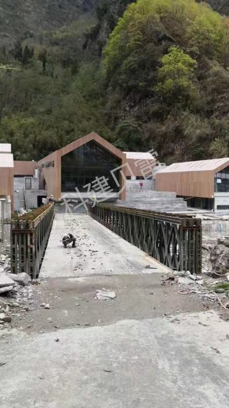 四川钢便桥租售