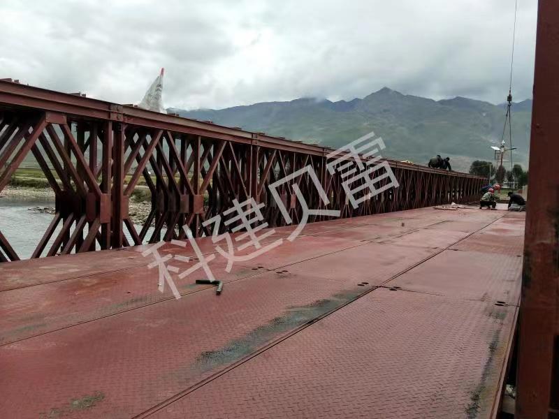四川贝雷钢桥