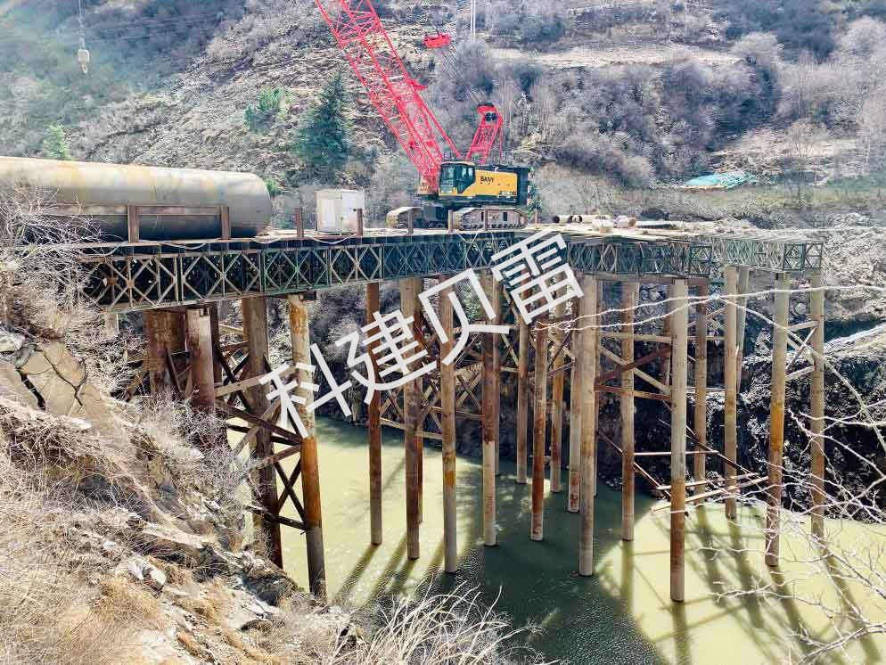 阿坝州小金县便桥