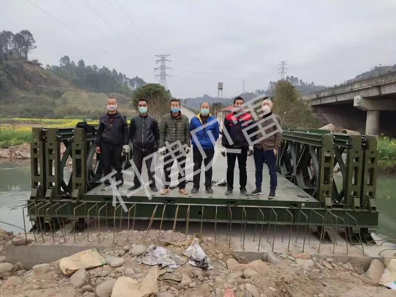 四川贝雷桥租赁